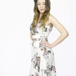 bianco-multicolor-nastistyle-nasti-abbigliamentodonna-negozioonline-shoponline-vestitolungo-stampofloreale-vestito-cerimonia-abito-stampoatema