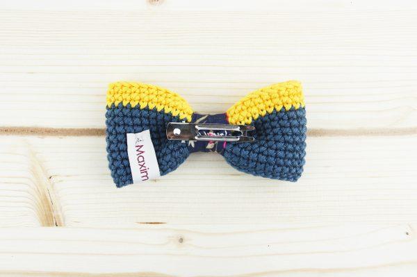 nastistyle-nasti-abbigliamentodonna-abbigliamentoonline-shoponline-abbigliamentouomo-papillon-fattoamaglia-papillonuncinetto-blu-giallo-floreale-multicolor