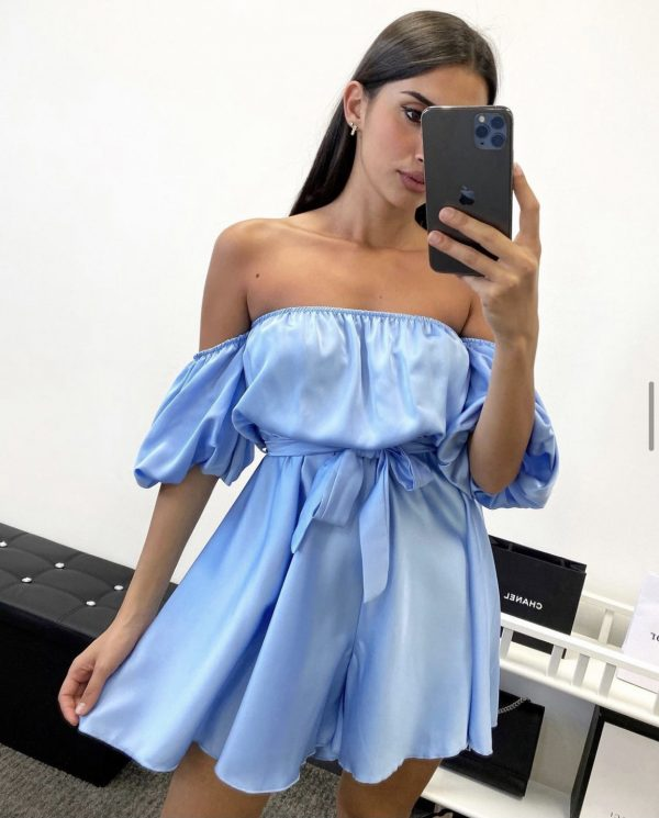 nastistyle-nasti-shoponline-abbigliamento-vestito-tuta-abito-raso-blu-tiffany-petrolio-fashionblogger