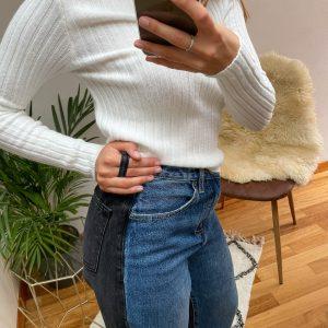 nastistyle-shoponline-abbigliamentodonna-maglioneacostine-maglionebianco